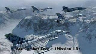 Ace Combat Zero - (Mission 18)