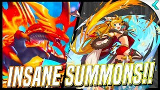 INSANE SUMMONS!! How To Get 20 FREE Summons (Re-roll Guide) Dragalia Lost