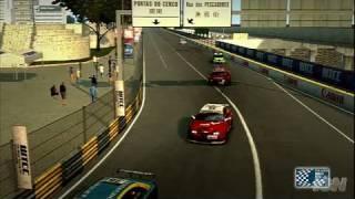 Race Pro Xbox 360 Trailer - Track Macau Trailer
