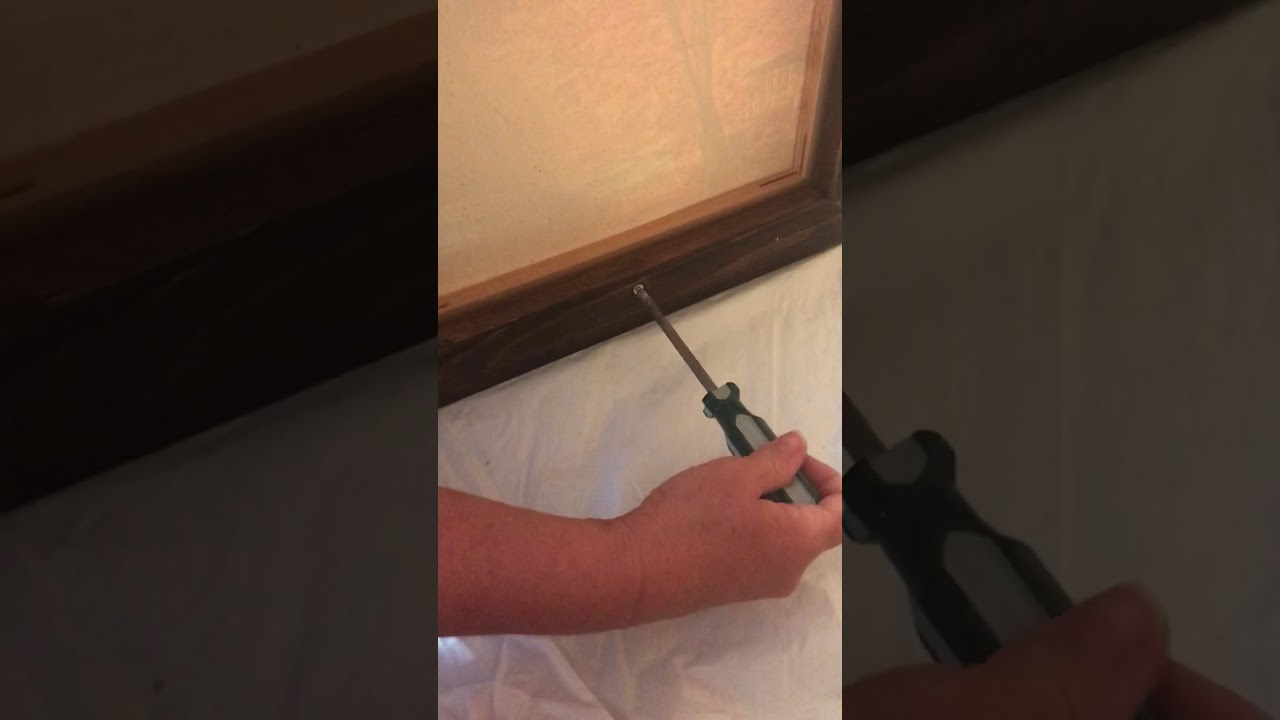 Floating Frames - Quick and Easy Installation