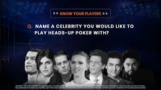 Know Your Players #3 | National Poker Series | 13th - 27th June