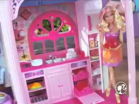 2013 Barbie 3 Story Dream Townhouse Commercial Version 2)