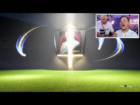 FIFA 18 PACK OPENING WITH 1 MILLION FIFA POINTS