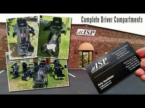 #121 Bret Hamilton - Open Wheel - 9-16-17 Virginia Motor Speedway - In Car Camera