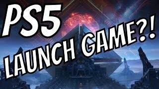 "PS5 LAUNCH GAME LEAKED DESTINY 3 ""PS5 D3"""