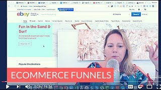 How Can E-commerce Businesses Leverage Online Marketing Funnels?