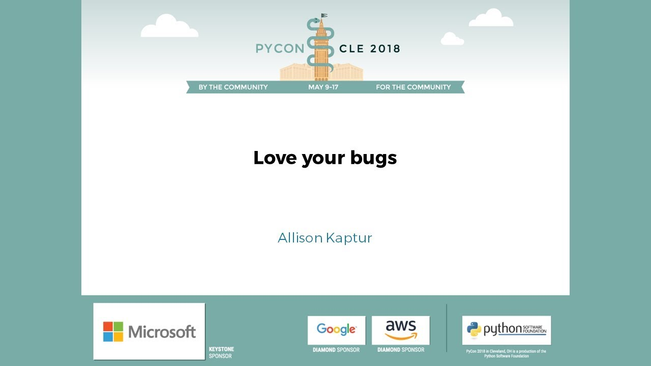 Image from Love your bugs