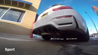 BMW M4 Active Autowerke Valve exhaust