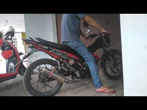Satria Fu 200cc Harian Aman ,balap Siap
