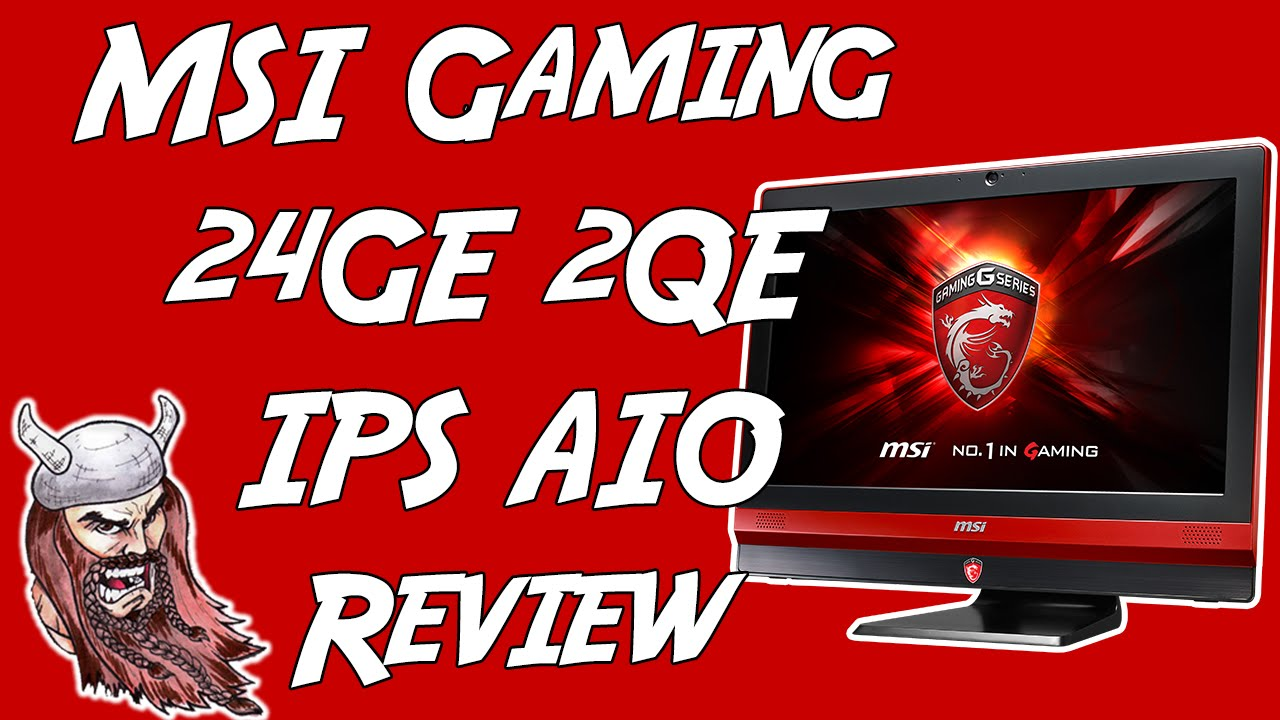 MSI GAMING 24GE 2QE BIGFOOT LAN TREIBER
