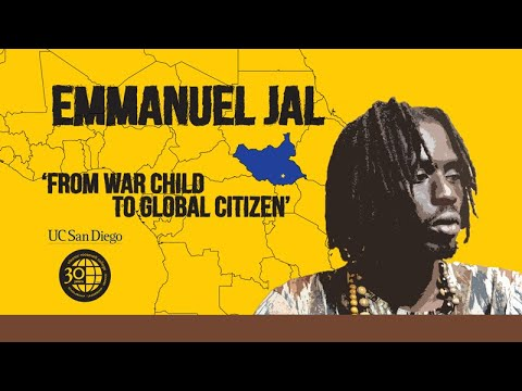 From War Child to Global Citizen with Emmanuel Jal
