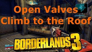 Open Valves Climb to the Roof The Homestead (Part 3) Mo Honeywell The Splinterlands Borderlands 3