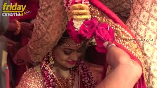 WOW! TFPC President Vishal's sister Aishwarya Reddy - Vummidi Kritish Marriage Function Full Video