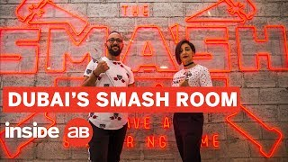How is Dubai's Smash Room making so much money?