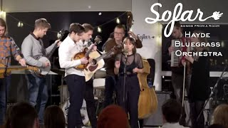 Hayde Bluegrass Orchestra - Waltz About Whiskey | Sofar Oslo