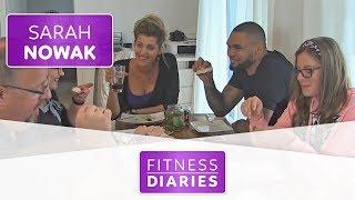 Babyvorbereitungen mit der ganzen Familie | Sarah Nowak | Folge 8 l Fitness Diaries