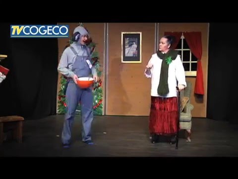 Huntsville Theatre Company debuts its Christmas play this week