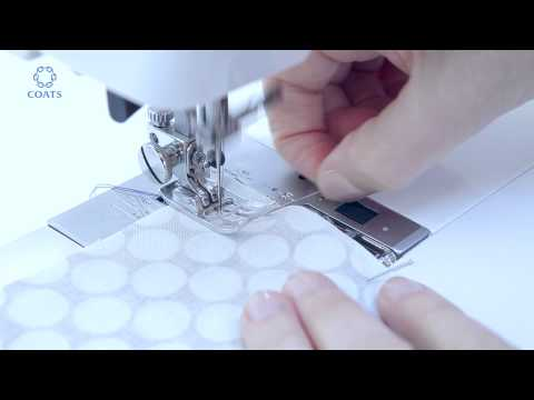 Learn How To Sew a Machine Closed Seam