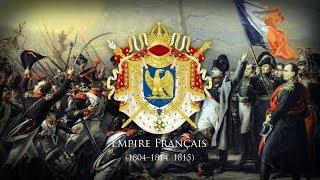 """First French Empire (1804–1814, 1815) """"Chanson de l'oignon"""""""