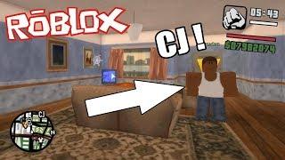 ROBLOX GTA SAN ANDREAS MOD ?! - (EFSANE!)