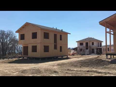 Экопан Армения - новая компания по строительству сип домов!