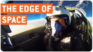 The Edge of Space | To Infinity and Beyond