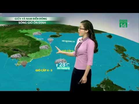 Thời tiết cuối ngày 26/11/2018: Mưa giảm nhanh ở Tây Nguyên và Nam bộ | VTC14