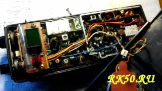 Alan 38, ремонт Си Би радиостанции своими руками, инженер Петров, RK50.RU