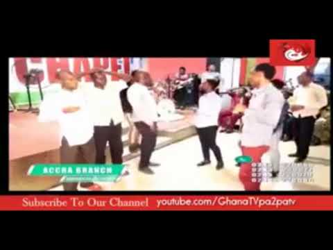 Pastor performs Shatta Wale's 'Taking Over' in church
