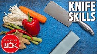 Basic Knife Skills & Maintenance! | Saturday Specials