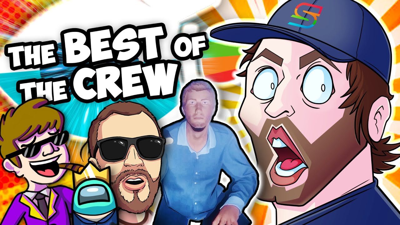 The BEST of The Crew! (October 2020 Funny Moments Part 1)