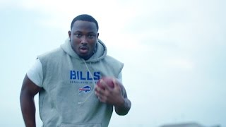 Shady Goes Deep: LeSean McCoy on Moving to Buffalo