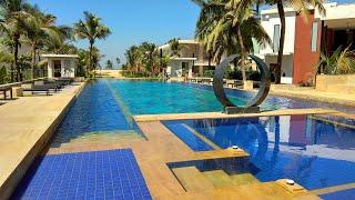 отель AZAYA BEACH RESORT 5 Индия Южный Гоа Часть 1