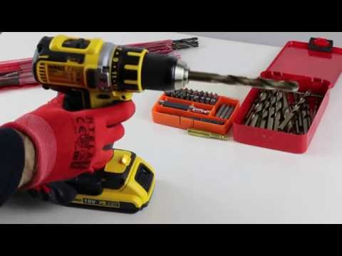 how to change a chuck on a dewalt drill