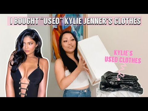 """I Bought """"Used"""" Kylie Jenner's Clothes"""