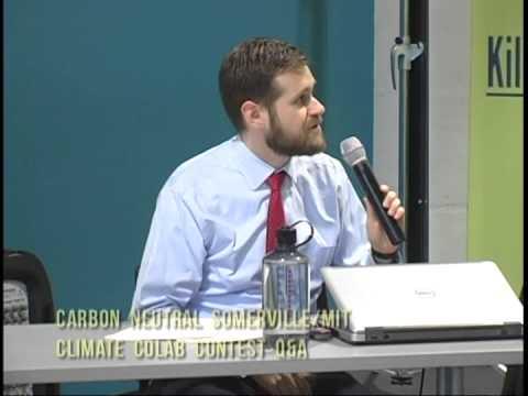 Carbon Neutral Somerville MIT Climate CoLab Contest Q&A