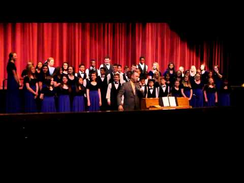 Perry Meridian Middle School Choir Spring Concert 2015