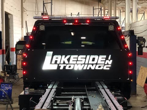 Devastator for Lakeside Towing of WI