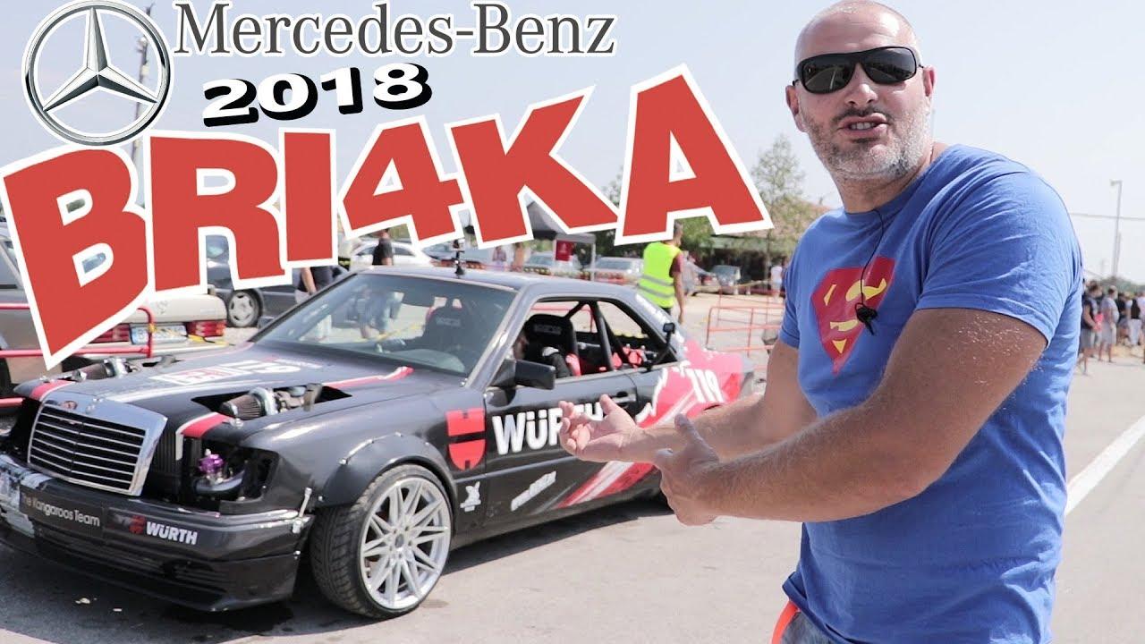 Mercedes събор 2018 - през обектива на Bri4ka.com