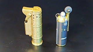 5 Unique Vintage Trench Lighters