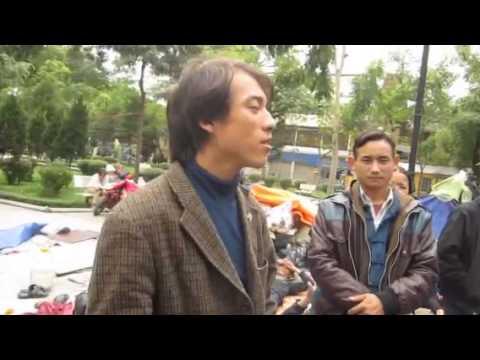 Người H Mông đổ về Hà Nội đòi công lý