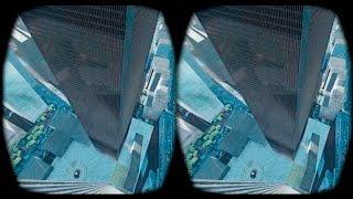8:46 - 9/11 Google Cardboard - SBS 3D - Terrorist Attack Simulator - Controversial VR Experience?