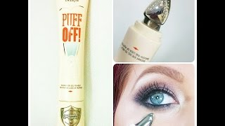 Benefit Cosmetics Puff Off! Review!! Thumbnail