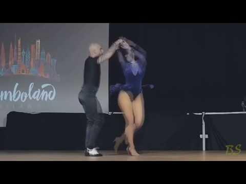 танец горящих пар!