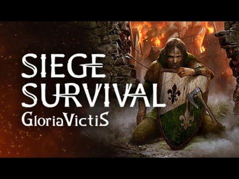 Siege Survival: Gloria Victis 🗡️ Story | Teil1 | Lets Play | Guide | Deutsch