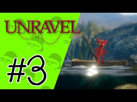 តុក្តតាអំបោះឡើងលើភ្នំ   Unravel #3
