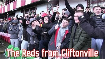The Reds from Cliftonville