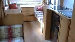 Bailey Ranger 550/6 2005 Caravan Sold