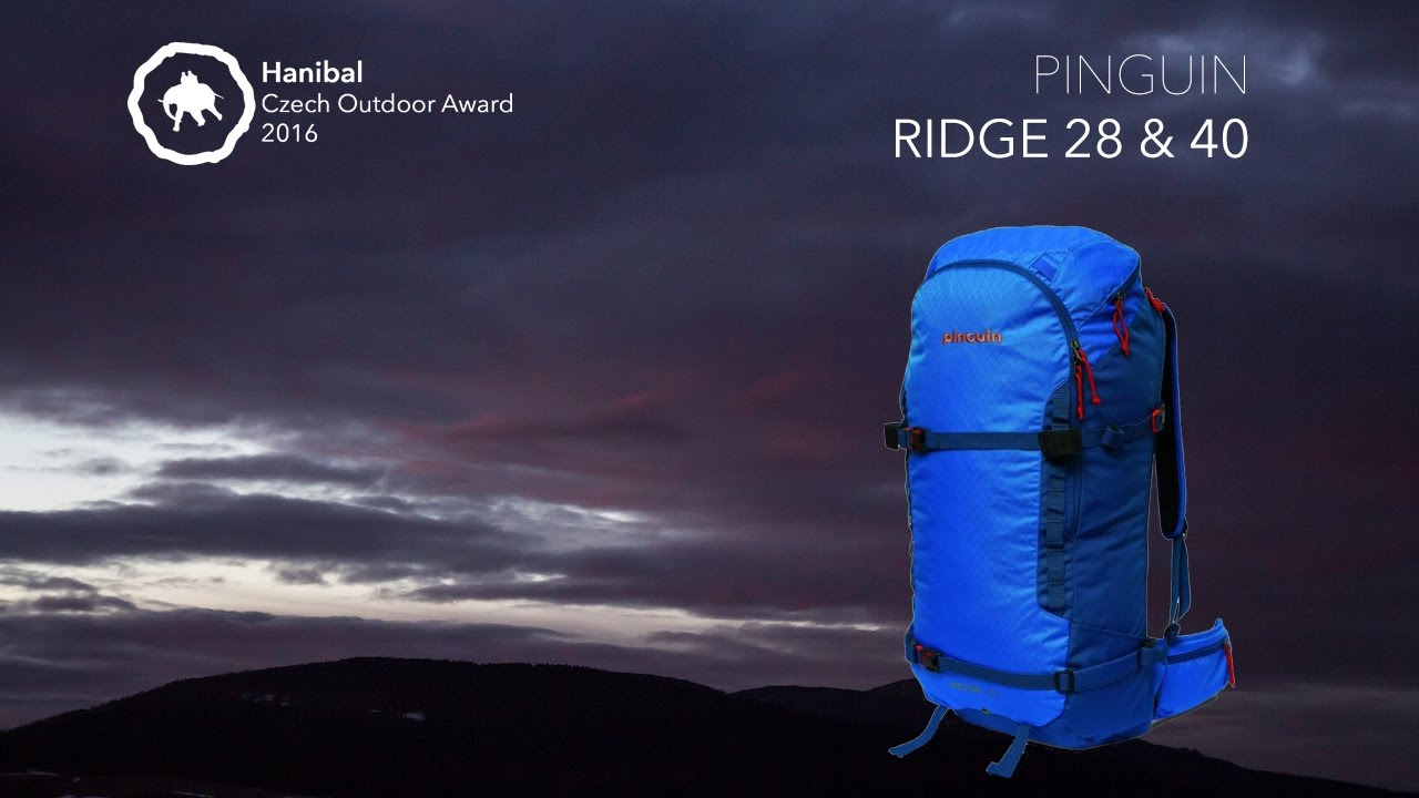 6b2fa24c40 Pinguin batoh Ridge 28