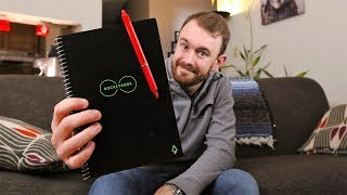 6 Months with Rocketbook EVERLAST: The Only Notebook You'll Ever Need?